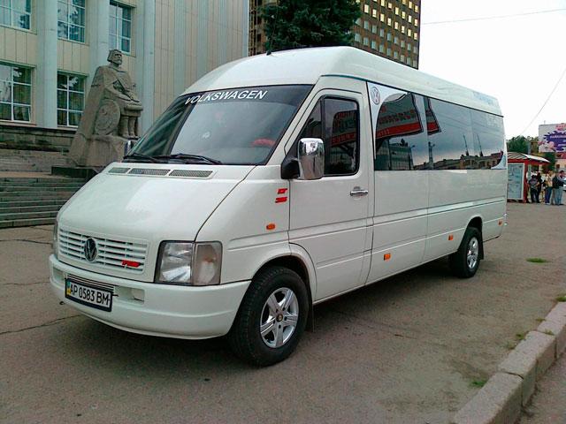 Заказ/аренда Микроавтобуса Volkswagen LT 35 20 мест