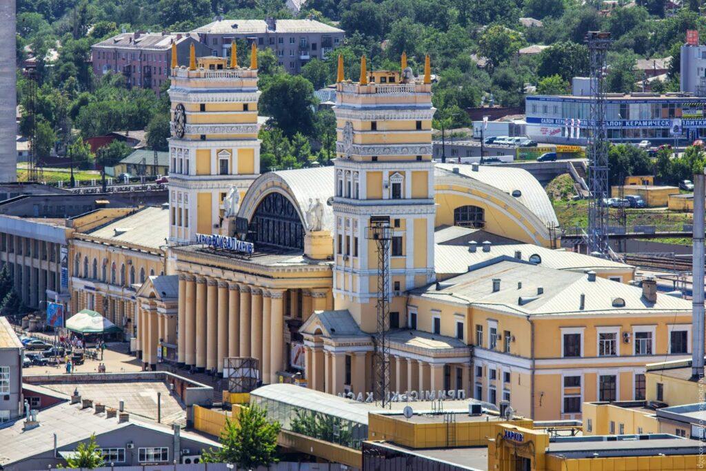 Автобусные рейсы Харьков-Луганск по Украине