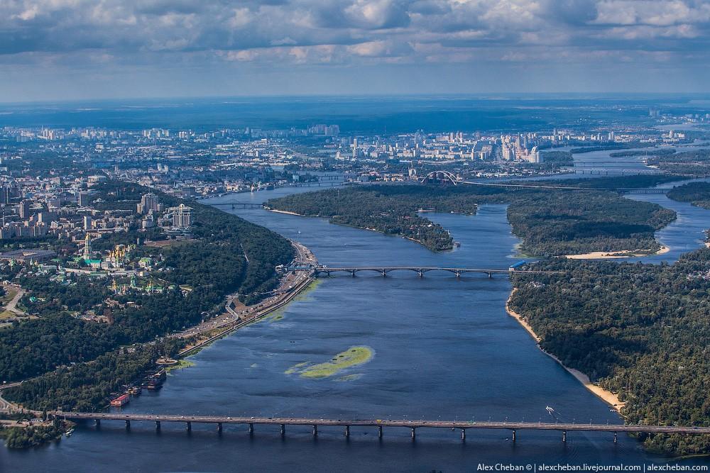 Автобусные рейсы Киев-Луганск через Россию