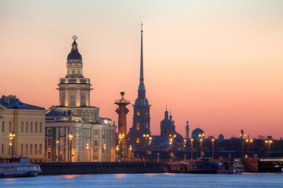 Автобусные рейсы Санкт-Петербург - Луганск