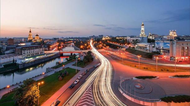 Автобусные рейсы Луганск-Харьков по Украине без пересадки